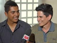 """Casal gay evangélico celebra cerimônia de casamento com presença de pastora: """"Coisa abençoada por Deus"""""""