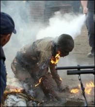 Cristãos são queimados vivos dentro da casa de um pastor na Nigéria