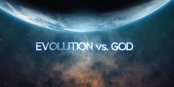 Evolution vs. God : Shaking the Foundations of Faith (2013, DVD)
