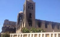 Relatório do Ministério Portas Abertas revela que 73 igrejas cristãs foram incendiadas no Egito nas últimas semanas
