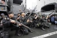 Cristãos são usados como escudos humanos pelos rebeldes islâmicos nas Filipinas