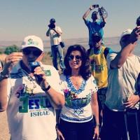 """Evangélicos brasileiros realizam a primeira edição da """"Marcha para Jesus"""" em Israel"""