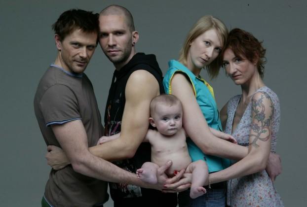 gas e gay mezzogiorno in famiglia