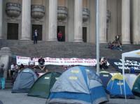 Evangélicos preparam manifestação em repúdio à violência policial contra os professores em greve no Rio