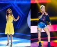 Cantoras que começaram a carreira musical em igrejas chamam atenção do público e dos jurados no programa The Voice Brasil