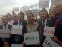 Missionária Marina Silva põe nas mãos de Deus e da Justiça a decisão sobre registro do Rede Sustentabilidade