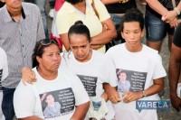 Evangélicos fazem protesto pedindo justiça pela morte do pastor Gilmário Sales, morto pela polícia na Bahia