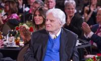 Aos 95 anos, evangelista Billy Graham é internado novamente por problemas respiratórios