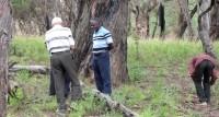 Missionários colhem o maná em Angola