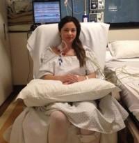 """Ex-BBB Maria Melilo revela que a fé a ajudou a passar por cirurgia para retirada de câncer: """"A fé em Deus tem me ajudado a superar os obstáculos"""""""
