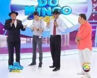 No Domingo Legal, apóstolo Valdemiro Santiago ajuda SBT a derrotar a TV Record no Ibope; Assista na íntegra