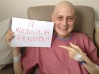 """Após transplante """"milagroso"""", homem que luta contra o câncer agradece: """"Vou provar a Deus que mereço essa chance"""""""