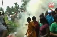 Templo da Assembleia de Deus no Sri Lanka é vandalizado por multidão liderada por monges budistas; Assista