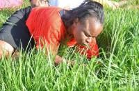 """Pastor manda fiéis comerem grama para """"ficarem mais perto de Deus""""; Veja fotos"""