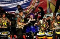 Carnaval é festa de Deus, diz Baby do Brasil, justificando sua participação na folia