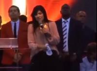 """Fernanda Brum critica falta de comprometimento dos evangélicos e desabafa: """"Eu não sou entretenimento para a igreja""""; Assista"""