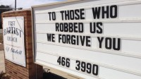 Igreja é assaltada e publica mensagem de perdão a ladrões que levaram quase R$ 100 mil em equipamentos