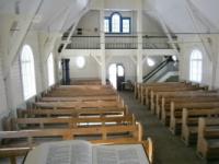 Líderes cristãos consagram a primeira igreja construída na Antártida