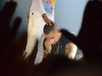 """Naldo Benny vai a show de Thalles Roberto e diz ter sido tocado pelo Espírito Santo: """"É chegado o tempo do Mestre na minha vida""""; Assista"""
