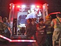 Piso de igreja desaba durante culto de jovens, deixando dezenas de feridos