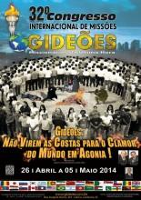 Sob graves denúncias, 32º Congresso de Missões dos Gideões pretende discutir perseguição a cristãos ao redor do mundo