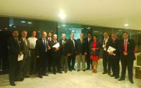 """Ministro Gilberto Carvalho recebe líderes evangélicos e propõe parceria para """"cuidar do povo que mais precisa"""""""