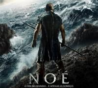 """""""Noé"""": líderes religiosos cobram e estúdio irá alertar que história do filme contém diferenças em relação à Bíblia"""