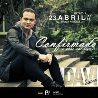 Prefeitura acusa cantor gospel Davi Sacer de aplicar golpe de R$ 30 mil por não cumprir contrato para show