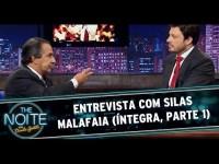 Danilo Gentilli libera vídeo da entrevista com o Pastor Silas Malafaia completa e sem cortes; Assista aqui