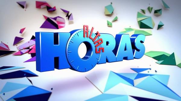 Altas Horas, da TV Globo, exibe símbolos satânicos durante entrevista com pichadores