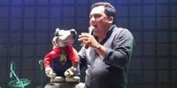 """Manipulador do boneco Xaropinho, do programa do Ratinho, vira pastor e critica igrejas Mundial e Universal: """"Caça-níqueis"""""""