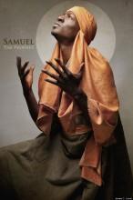 Artista cria mostra de fotos com modelos negros representando personagens bíblicos