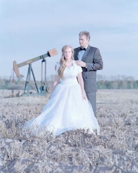 """Rose and Randall Smoak, Dixie, Louisiana. From the series """"Purit"""