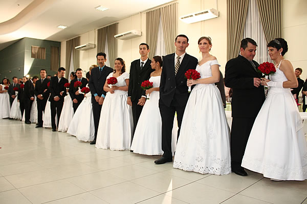 Lady Casamentos Casamento Coletivo