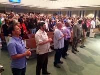 Sob seca histórica, evangélicos fazem campanha de jejum e oração e chuva volta a cair no Texas; Assista