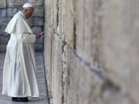 Especialista: profecias alertam que intermediação do papa para acordo de paz entre judeus e palestinos é um dos sinais que antecedem a Grande Tribulação; Confira