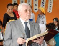 Morre em Campo Grande o pastor batista Renê Pereira Feitosa, aos 93 anos