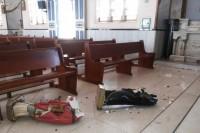 Jovem é preso após quebrar imagens de santos católicos e se esconder em templo da Igreja Universal