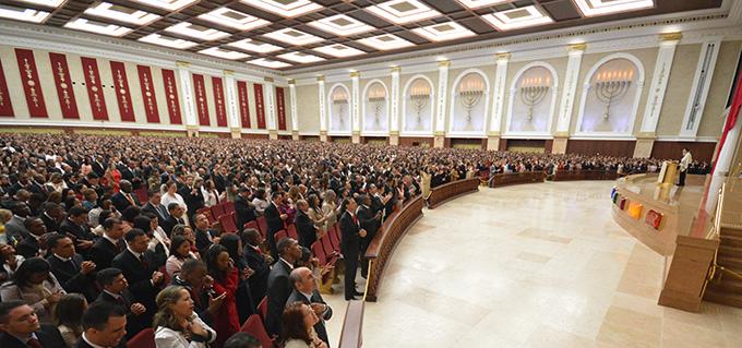 Universal abre Templo de Salomão para o público em geral
