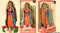 Virgem representada na Barbie