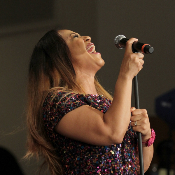 erica campbell - tour gospel mcdonalds