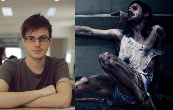 Designer Douglas Téo antes e depois