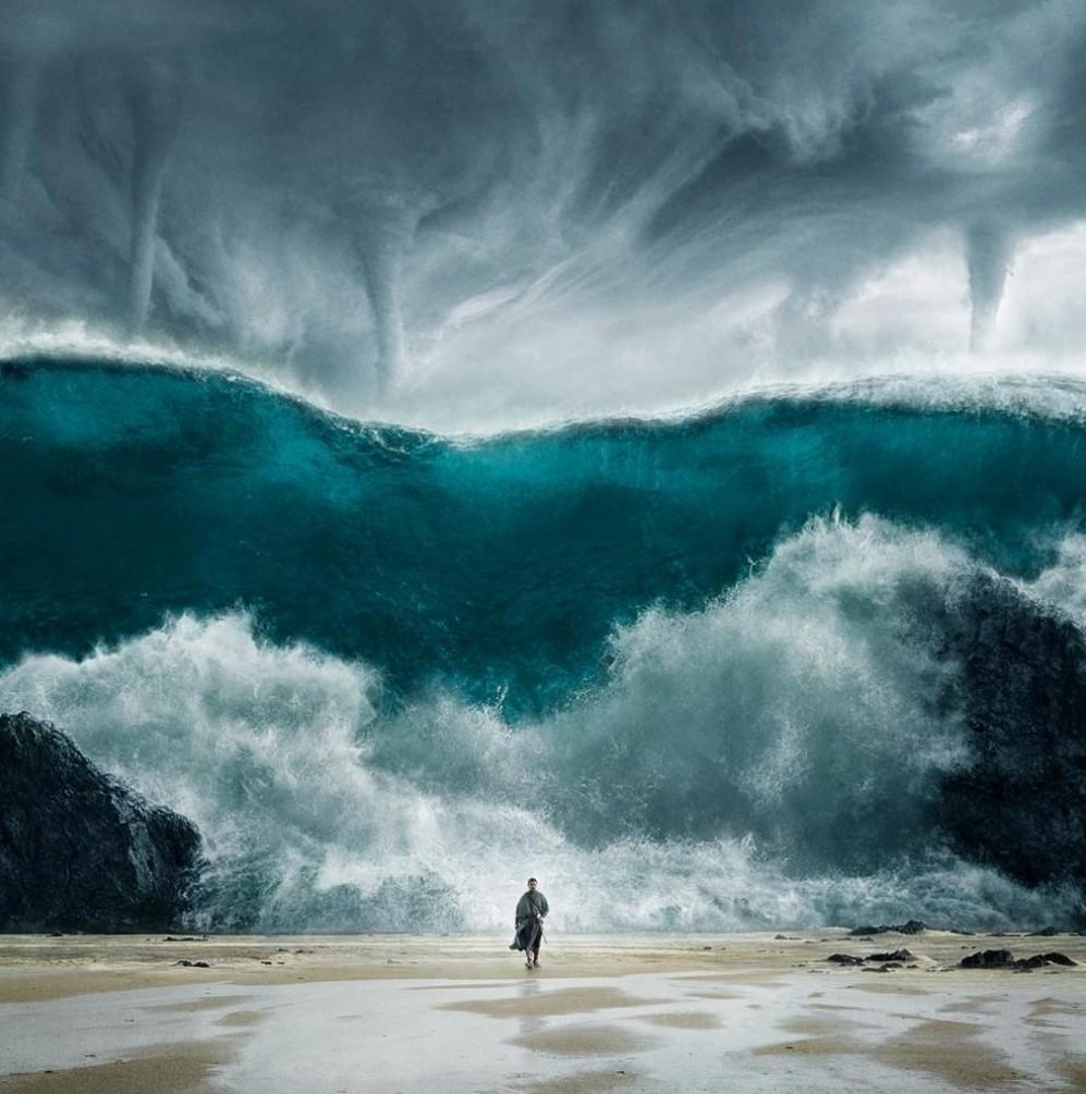 estudo científico diz que abertura do mar pode ser comprovada
