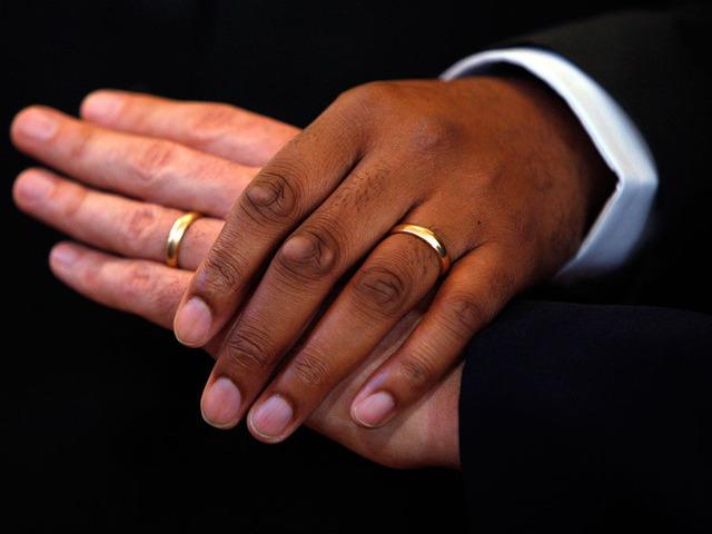 Casamento entre pessoas do mesmo sexo no Brasil