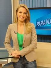 Jornalista Paola Manfroi