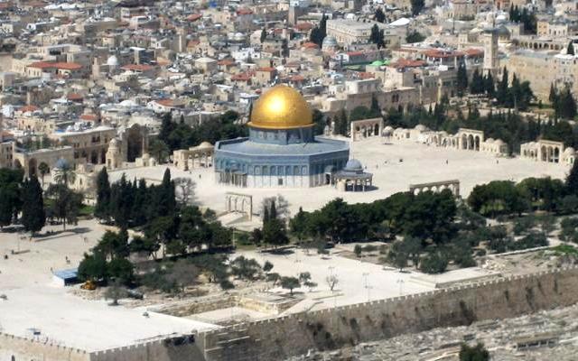 """Fatos sobre """"O monte do Templo"""""""
