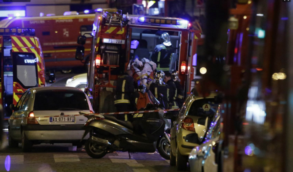 paris estado islamico terror