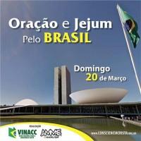 oracao e jejum brasil