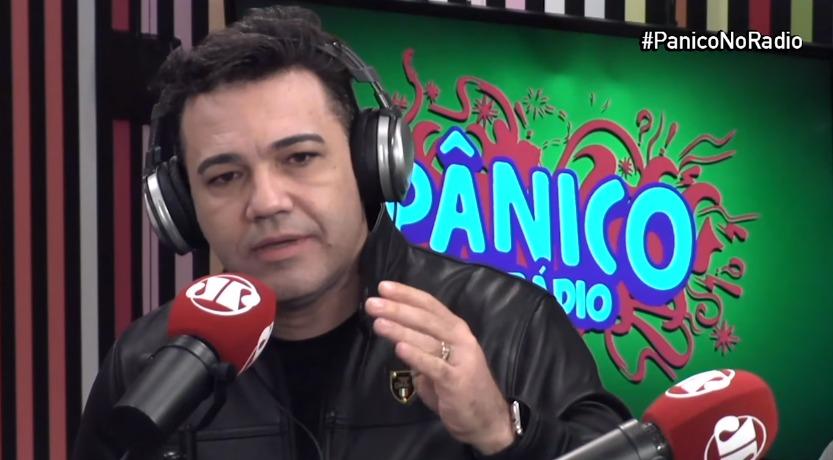 Resultado de imagem para MARCO FELICIANO NO PÂNICO NO RÁDIO
