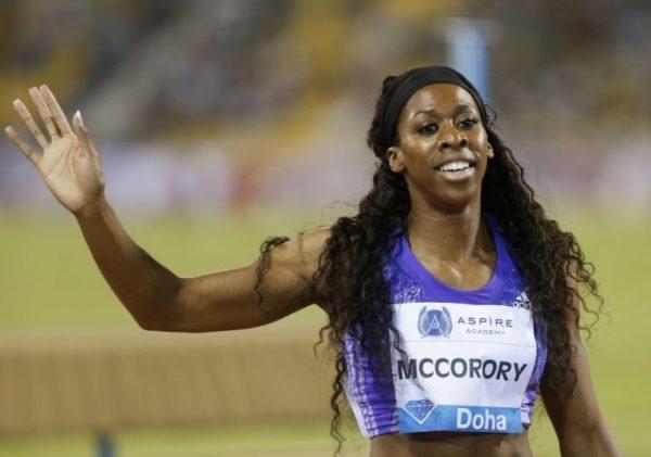 1 - Francena McCorory